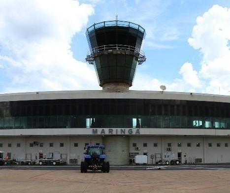 Prefeitura quer ampliar terminal de passageiros do aeroporto de Maringá