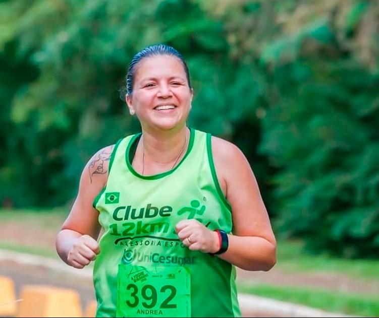 Professora será uma das representantes de Maringá na Prova São Silvestre