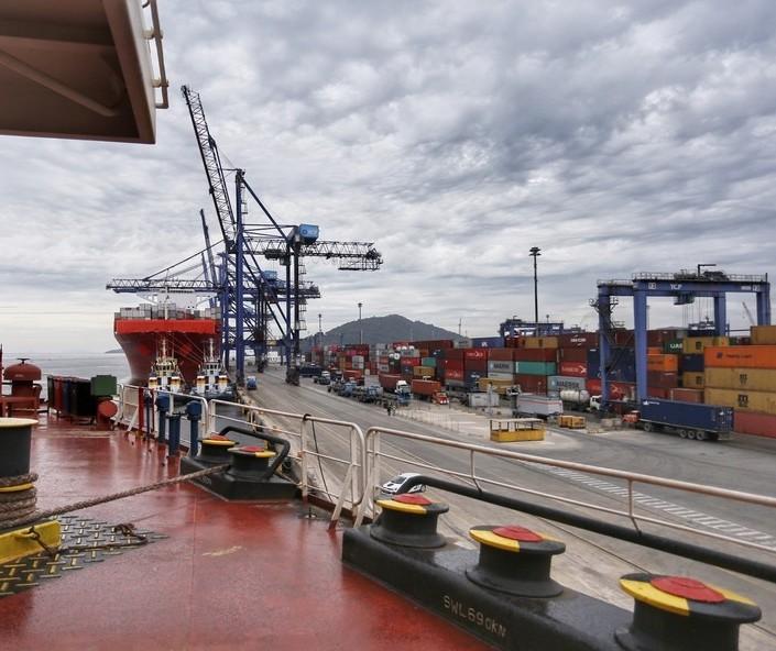 Exportações no Paraná crescem 8,7% em setembro