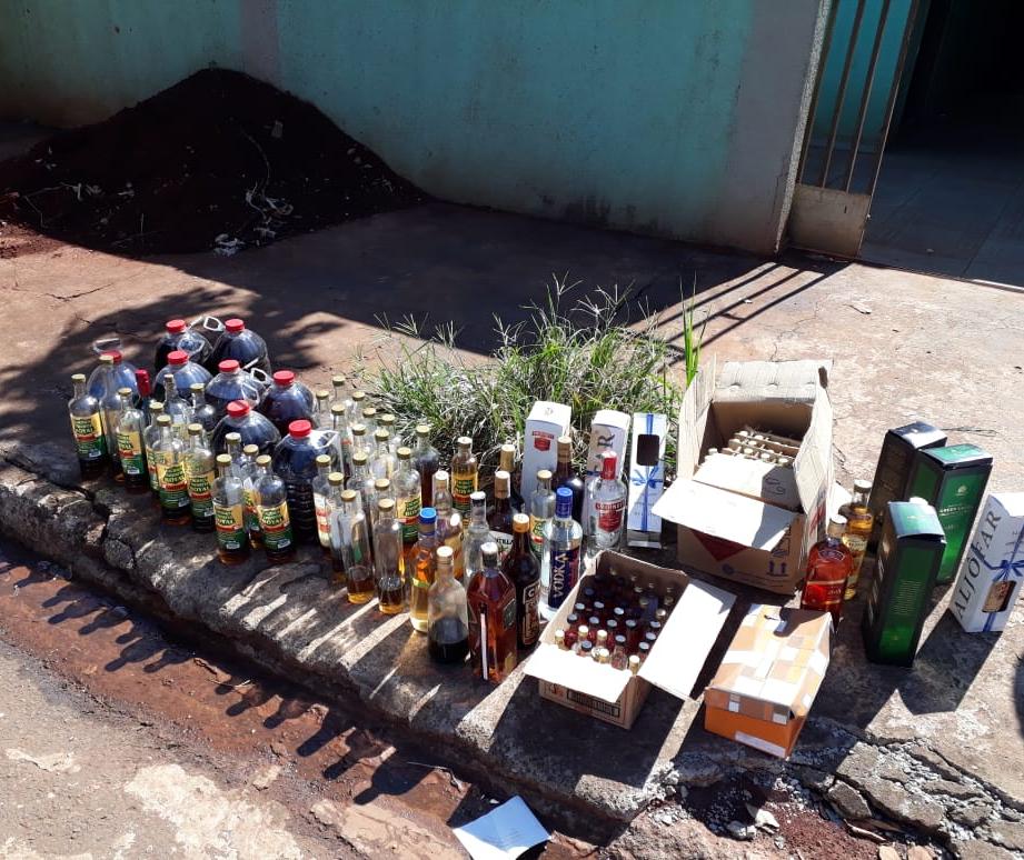 Ex-prefeito de Paiçandu é preso suspeito de falsificar bebida alcoólica