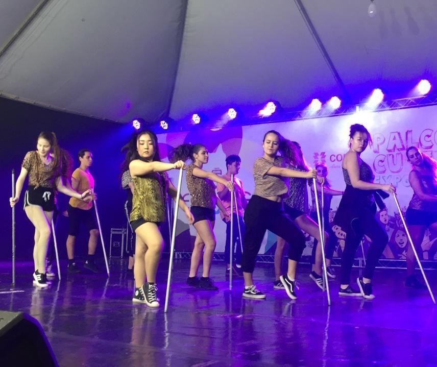Mais de 80 atrações se apresentaram no Palco Cultural durante a Expoingá