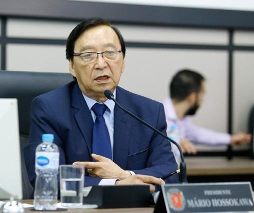Em áudio vazado, presidente da Câmara critica prefeito