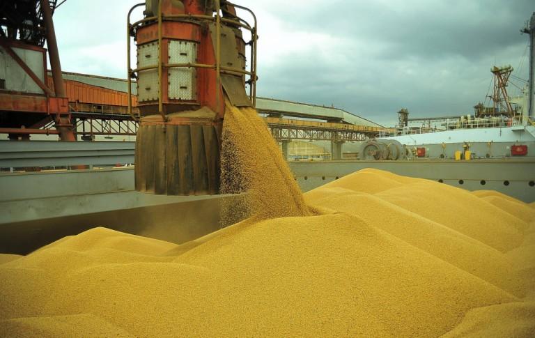 Exportações do agronegócio brasileiro batem recorde para o mês de março