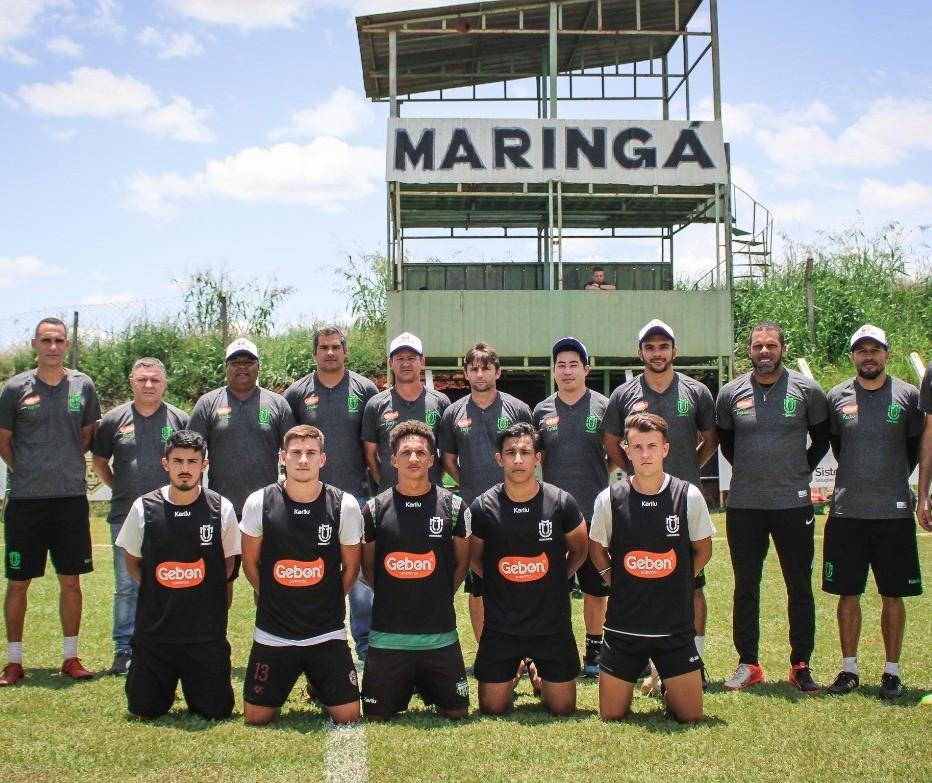 Cinco atletas são selecionados pelo Maringá FC em draft
