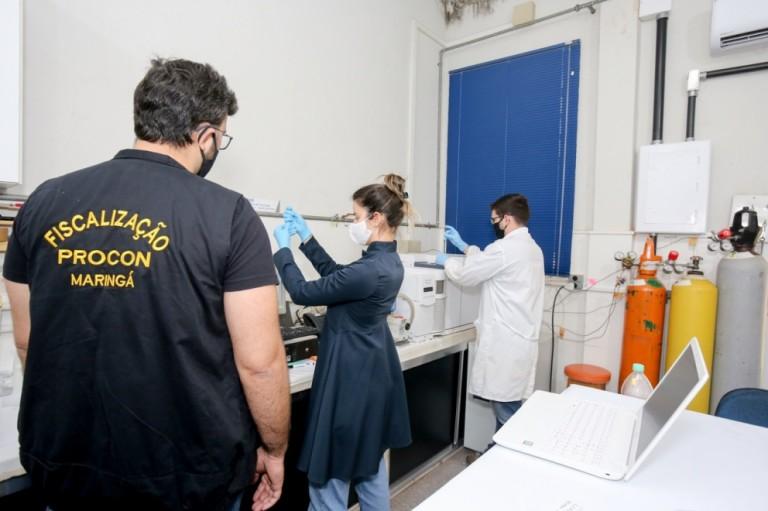 Teste reprova 47% das amostras de álcool em gel coletadas pelo Procon