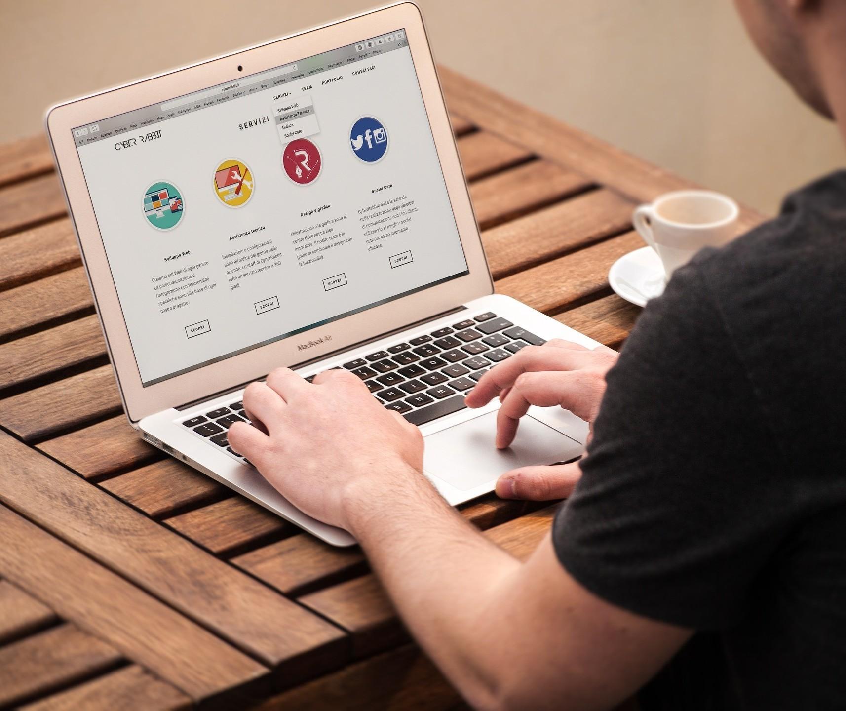 Ingressar com um site na internet tem seus segredos