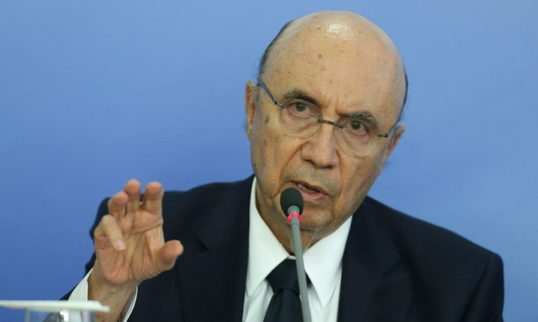 Ex-ministro Henrique Meirelles participa de live de estudantes da UEM