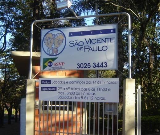 Asilo São Vicente de Paulo em Maringá tem surto de Covid-19