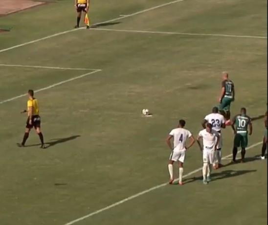 Em casa, Maringá vence Andraus por 1 a 0