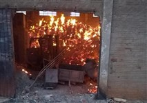 Bombeiros atenderam 17 ocorrências de incêndio ambiental neste domingo na cidade e na região. A maioria ocorreu em áreas rurais