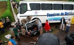 Acidente em rodovia da região deixa três mortos