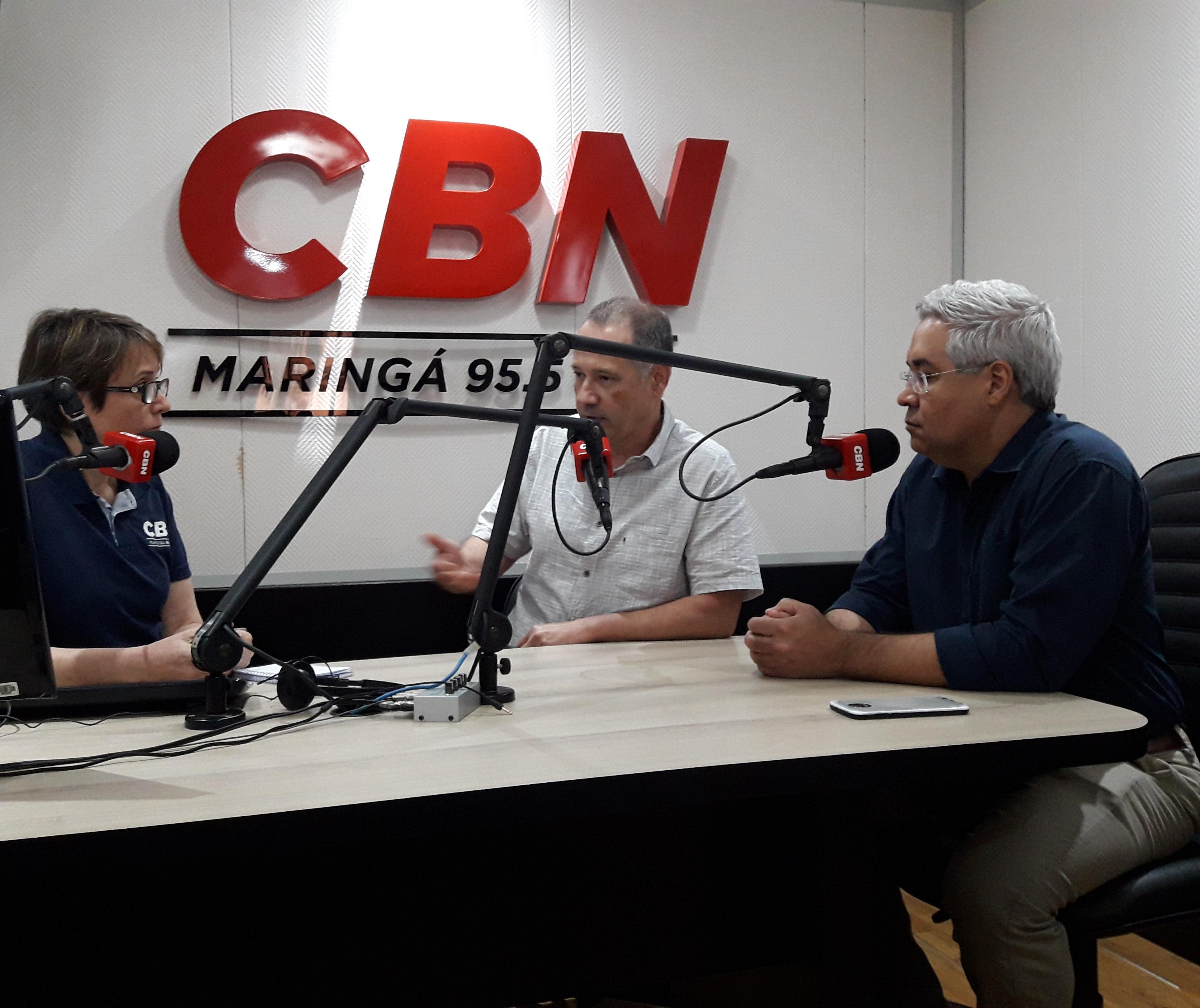 Sesa orienta profissionais de saúde em Maringá