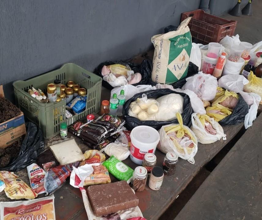 Panificadora de Sarandi é interditada com 60 kg de produtos impróprios para consumo