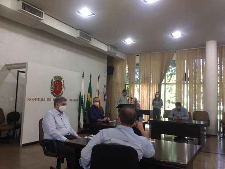 Sistema online deve reduzir fluxo de pessoas na Prefeitura de Maringá