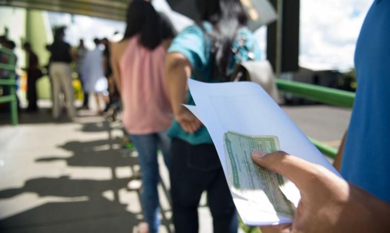 Manhã de eleições inicia de maneira tranquila em Cascavel