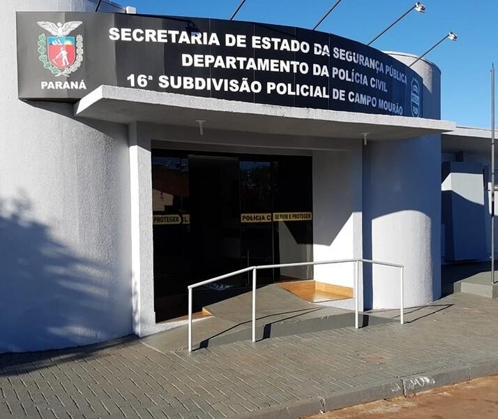 Polícia prende homem suspeito de matar criança em Campo Mourão
