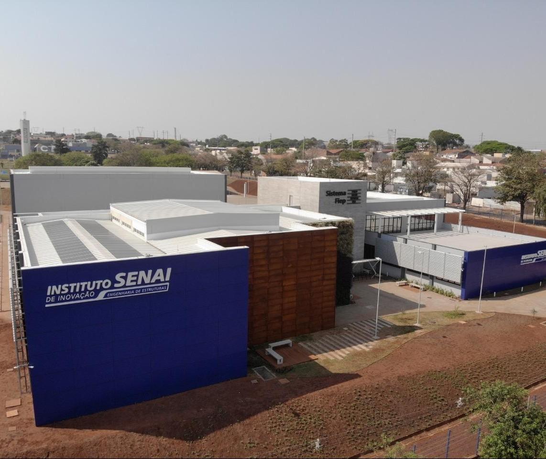 Institutos Senai em Maringá executam 21 projetos