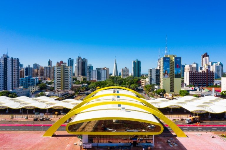 Maringá é a cidade mais empreendedora do interior do Paraná