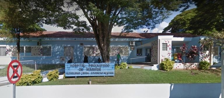 Cinco pacientes fogem do Hospital Psiquiátrico de Maringá