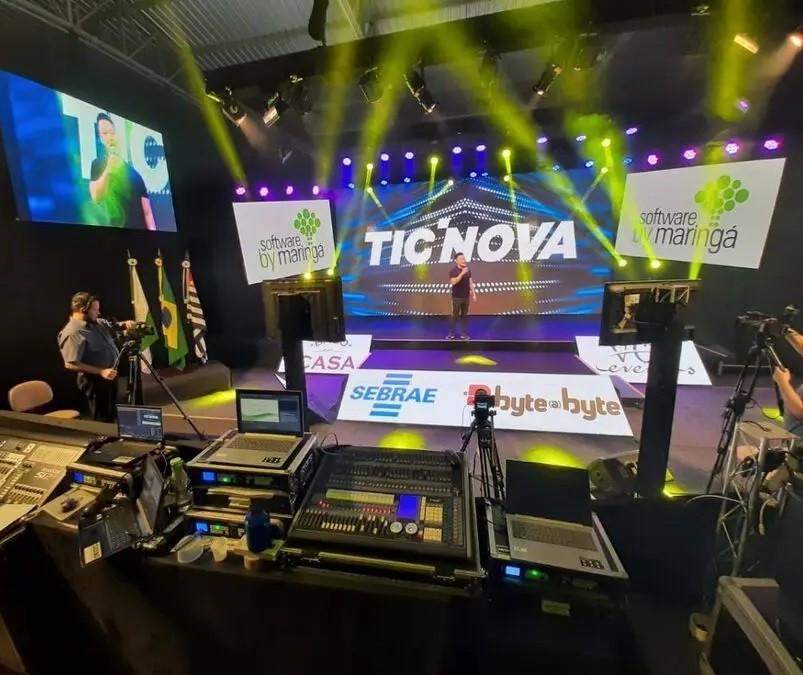 Nona edição do TicNova começa nessa quarta-feira (25) em Maringá