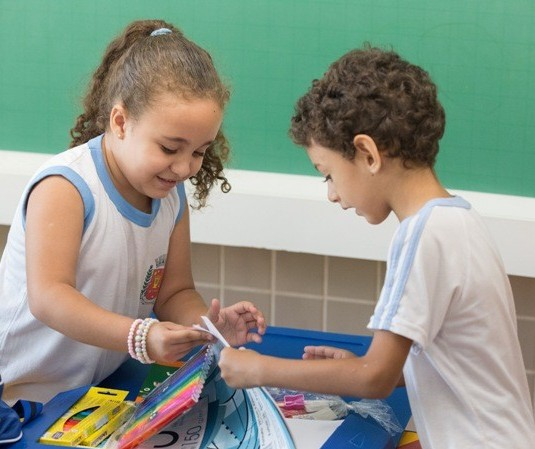 40 mil alunos retornam às aulas na rede municipal de ensino nesta quinta-feira(6)