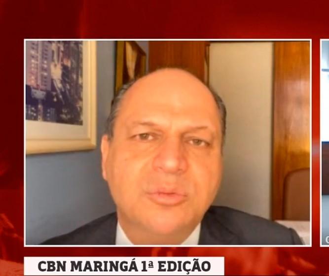 Silvio Barros e coronel Audilene são os candidatos do Progressistas à prefeitura de Maringá