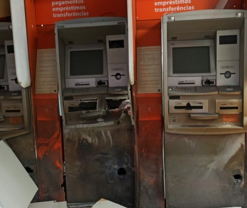 Assalto a banco em Mariluz é destaque no CBN Paraná