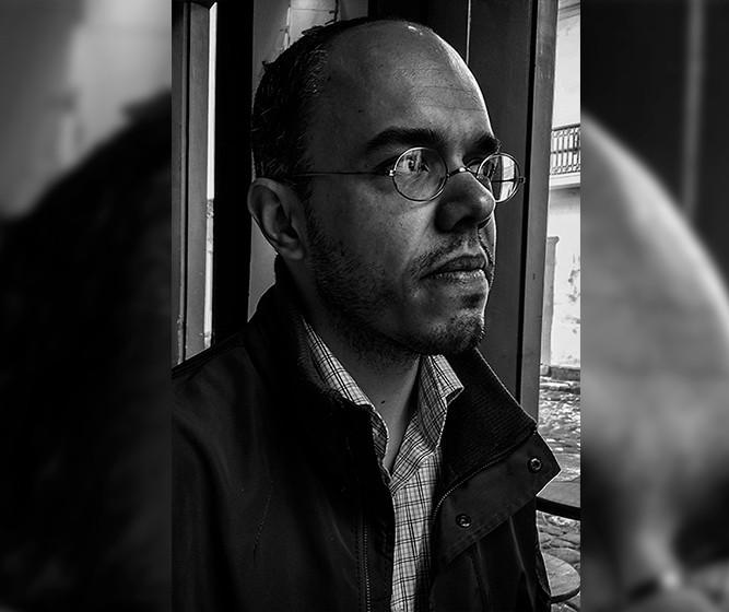 Caetano Galindo: um escritor