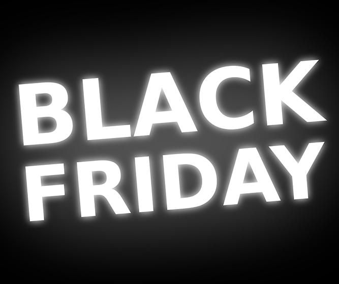 Será que a Black Friday terá bons descontos?