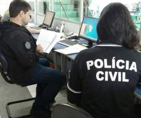 Abertas 100 vagas para escrivão de polícia