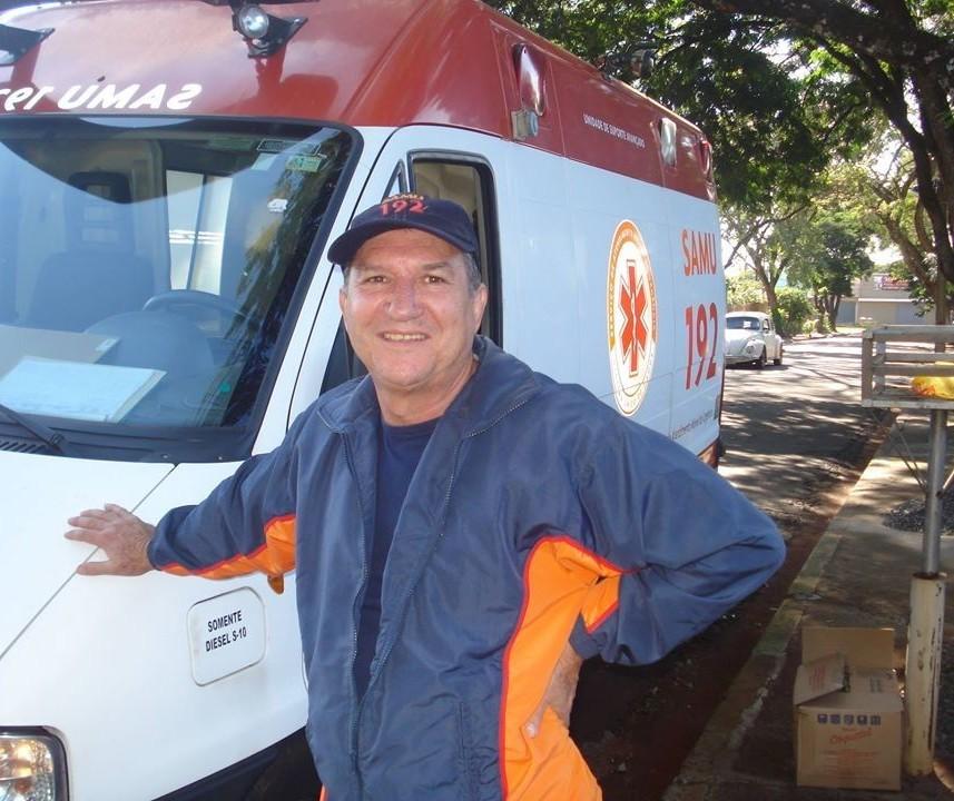 Motorista do Samu morre após sofrer parada cardíaca