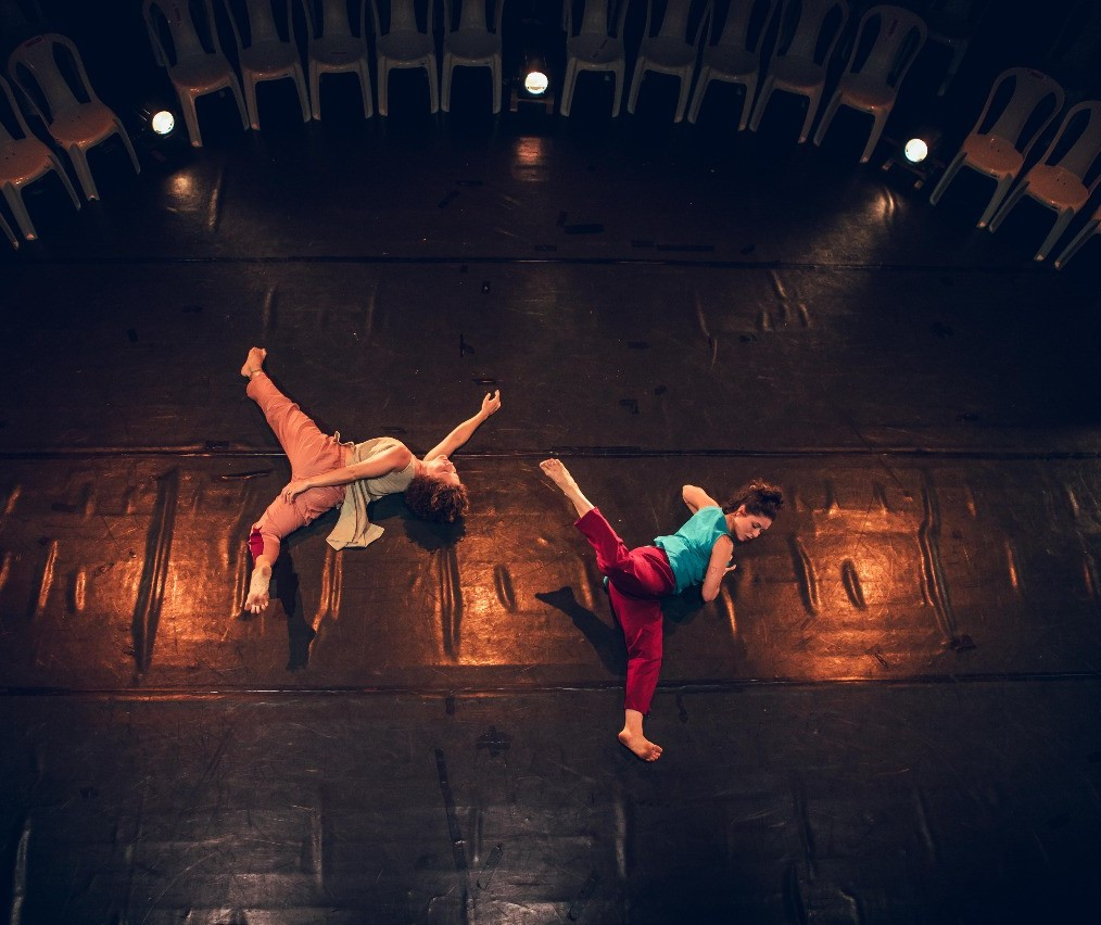 Cia Duo Due e o espetáculo Fragile