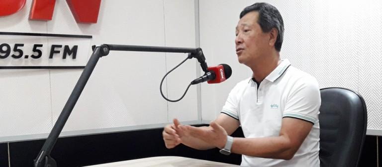 Deputado Luiz Nishimori é favorável à mudança da data da eleição municipal
