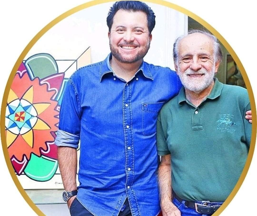 Morre o artista plástico Ricardo Zanzal, vítima da Covid-19