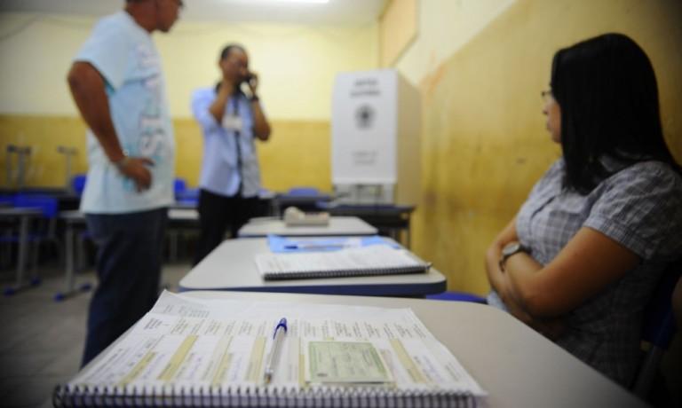 Máscara e caneta serão itens essenciais no domingo de eleição (15)