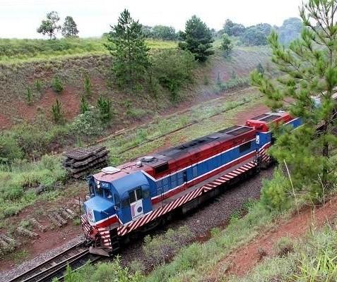 Concessionária de ferrovias quebra recorde de transporte