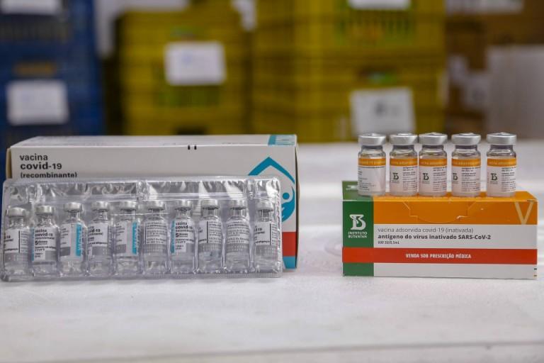 15ª Regional de Saúde distribui nova remessa de vacinas contra a Covid-19
