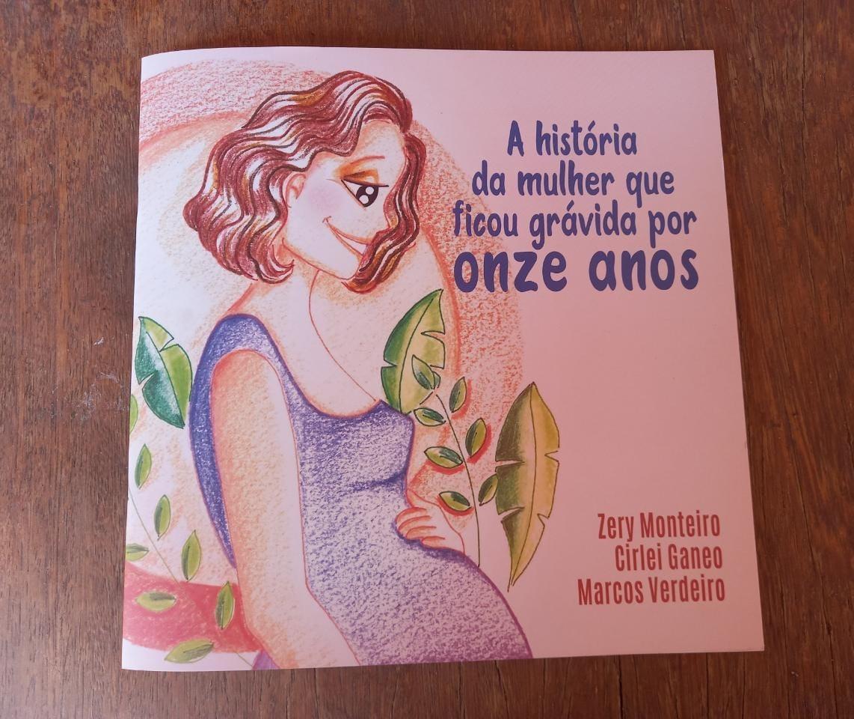 Livro financiado pelo Prêmio Aniceto Matti fala sobre o amor num processo de adoção