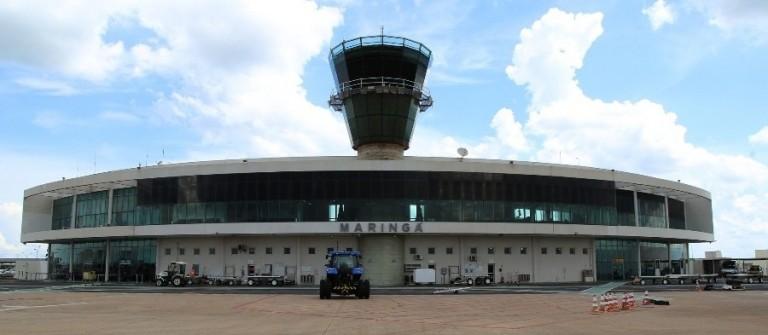 Aeroporto de Maringá fecha semestre com déficit contábil