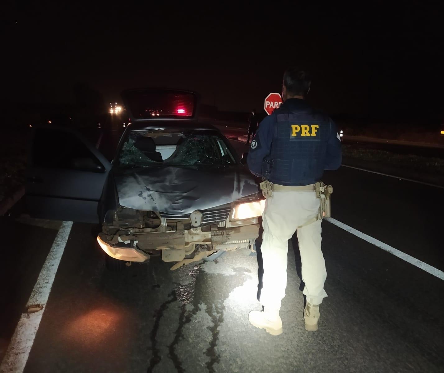 Duas pessoas morrem em dois acidentes na BR-376