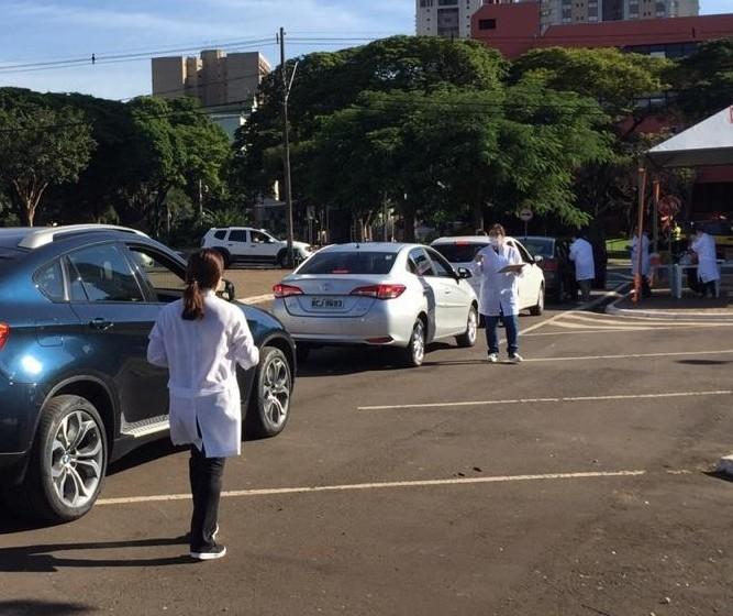 Saúde não considerou estratégia do fim de semana errada em Maringá