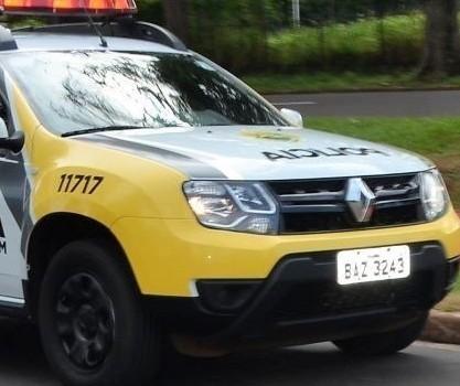 Suspeito é preso por ameaça em Maringá