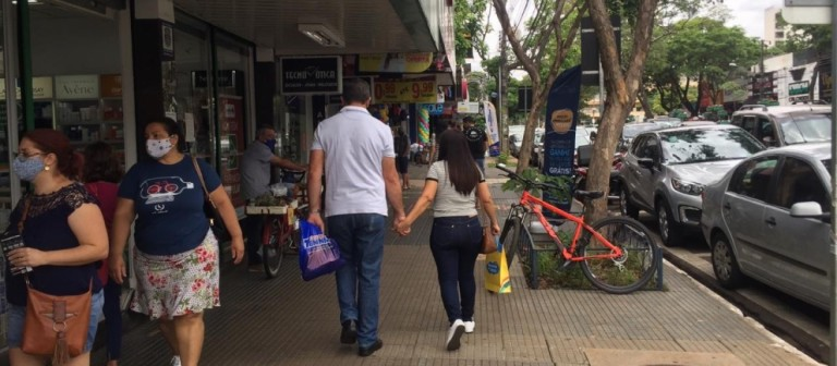 Comércio de Maringá vai abrir na terça-feira de carnaval