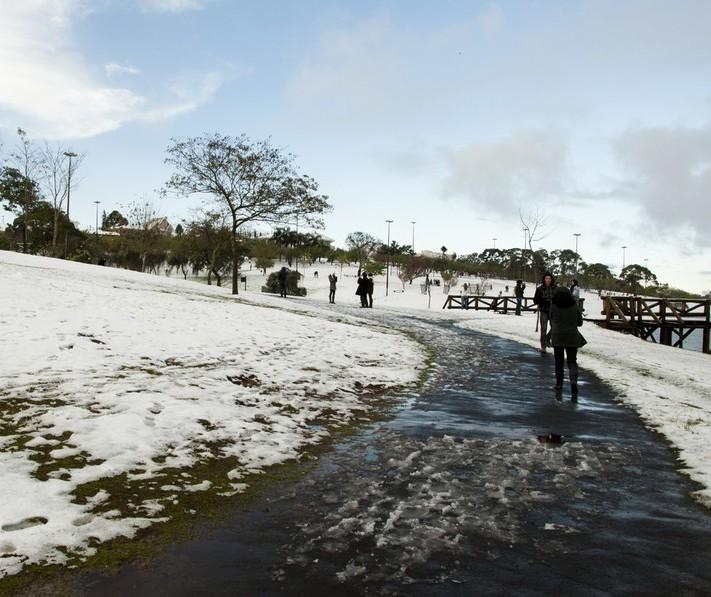 O que é a 'bolha polar' que pode até trazer neve no Paraná?