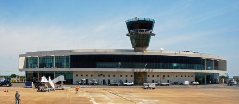 Aeroporto de Maringá fecha para obras a partir da próxima semana