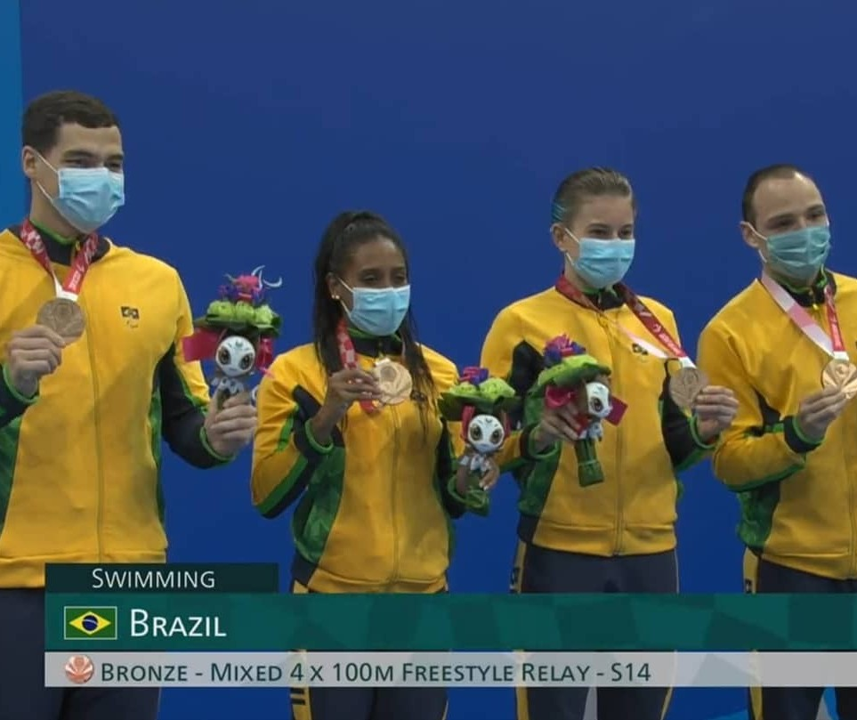 Maringaense Débora Carneiro é bronze nos Jogos de Tóquio