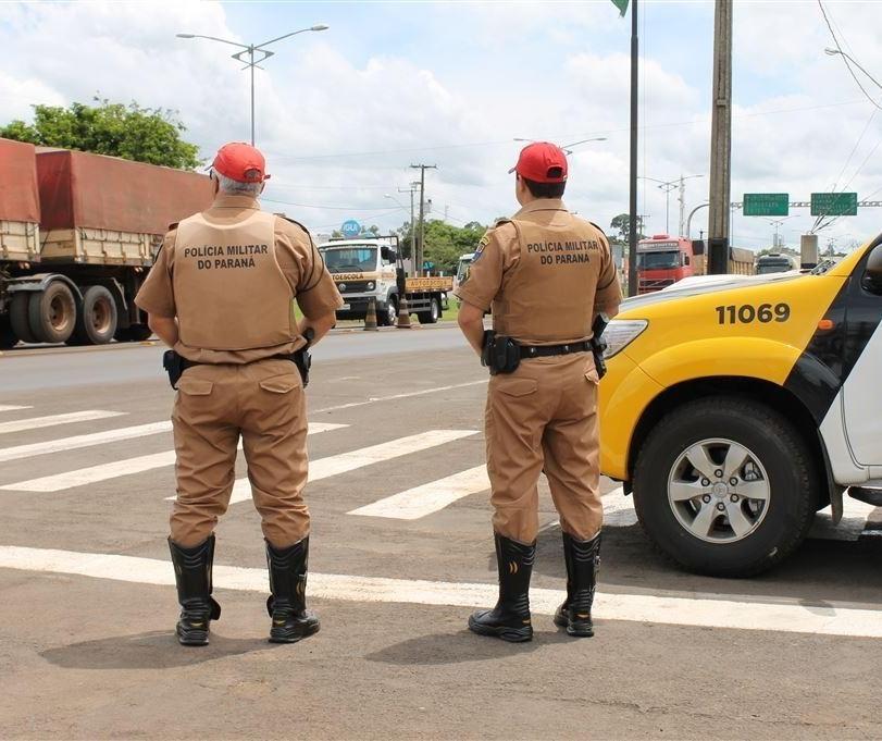 Polícia Rodoviária Estadual monitora três bloqueios em estradas da região