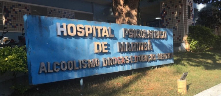Hospital Psiquiátrico de Maringá pede doações