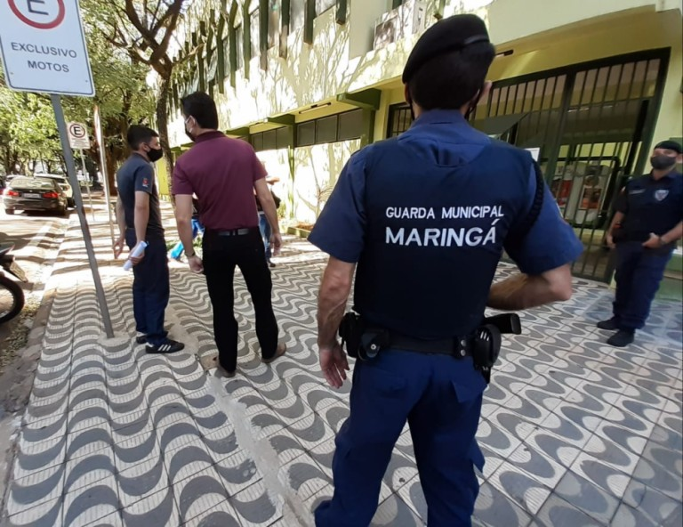 Fiscalização será mais intensa até domingo (21) em Maringá
