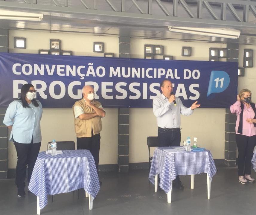Progressistas abre período de convenções partidárias